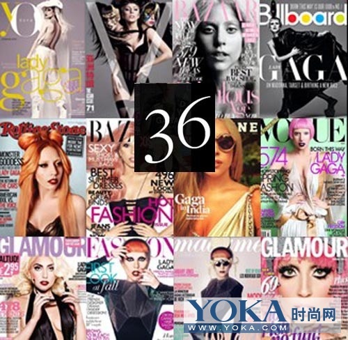 2011数字控的时尚头条盘点年度报告