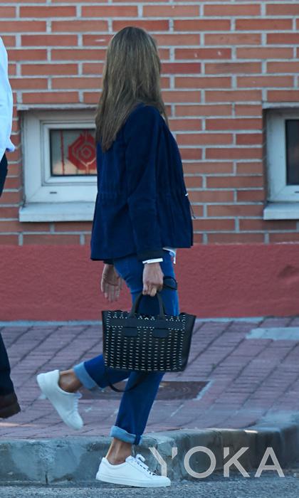 西班牙莱蒂齐亚王妃(图片来源于popsugar)