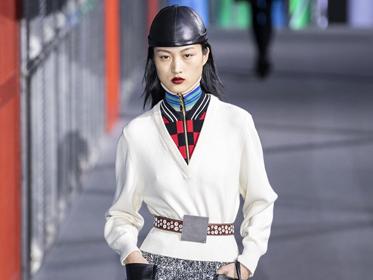 2019秋冬巴黎时装周Louis Vuitton秀