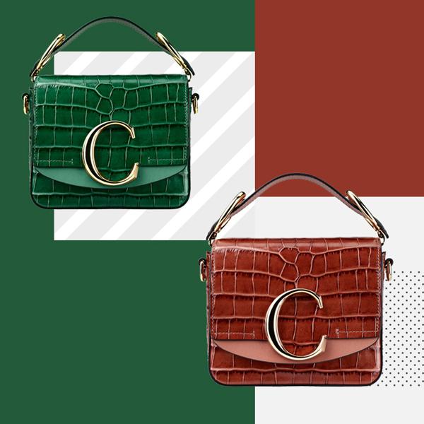 """今年這款""""C""""位出道的包包 是你購物清單里的必備款!"""