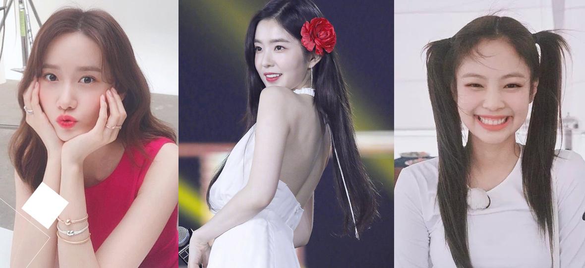 韩国整形趋势女爱豆出炉