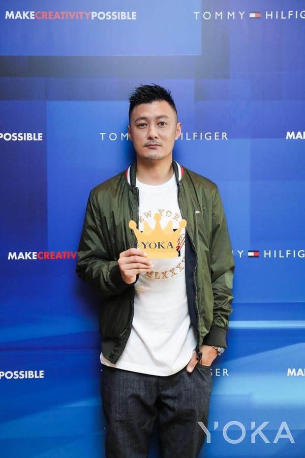 YOKA采访TOMMY HILFIGER男装全球品牌代言人余文乐(图片来源于品牌)