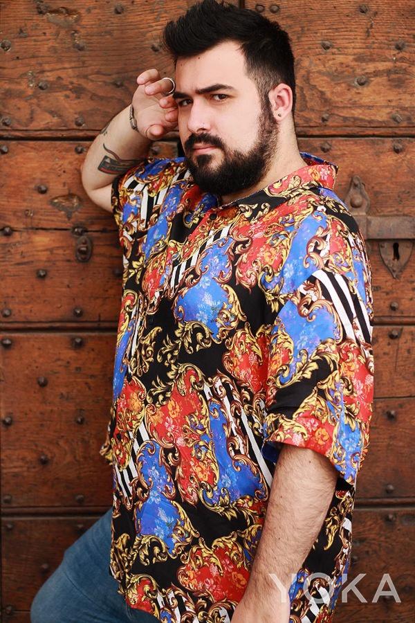 这世上竟然有胖子穿比瘦子穿更帅的衣服?