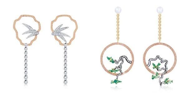 Ciga Long Jewelry作品(图片来源于品牌)