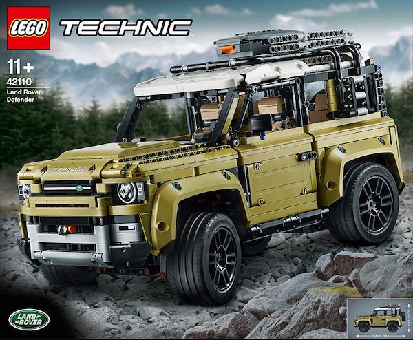 LEGO 科技系列