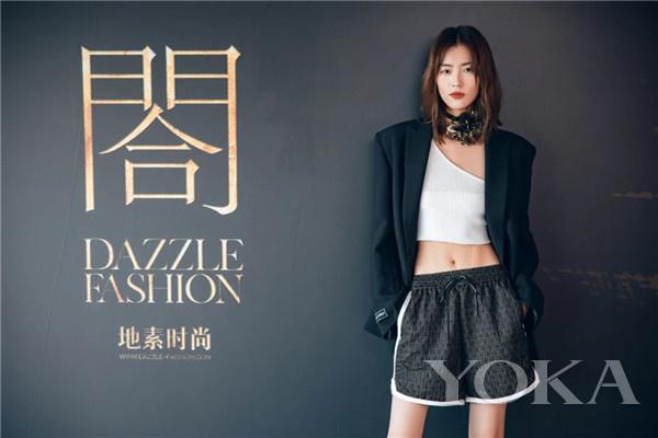 刘雯 图片来源:DAZZLE