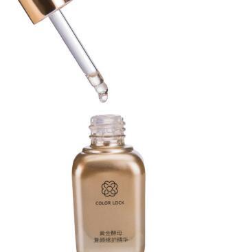 达令家小金锁当中的主要成分二裂酵母,在雅诗兰黛小棕瓶,兰蔻小黑瓶