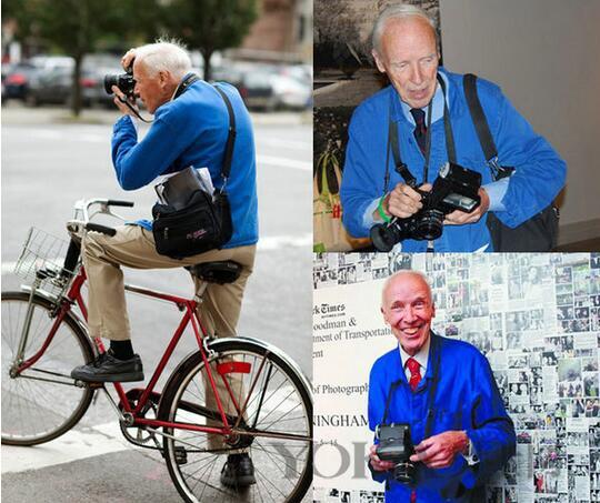 街拍鼻祖Bill离世 他用半个世界纪录时尚变迁