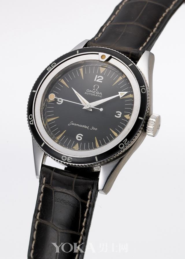 被人提起最多的表 欧米茄海马系列十大经典腕表
