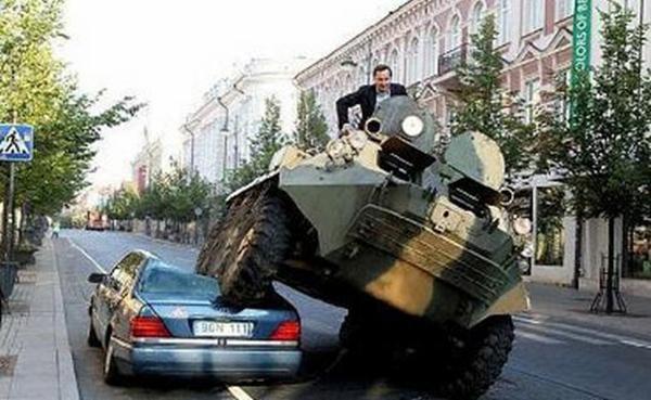 切莫乱停车 否则后果比你想象的还要严重