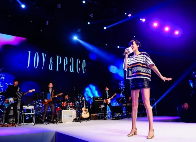 JOY&PEACE 17春夏  玩转时尚与音乐跨界