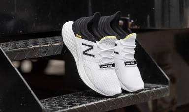 New Balance推出全新跑鞋