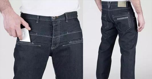姑娘到底喜歡什么類型的牛仔褲?