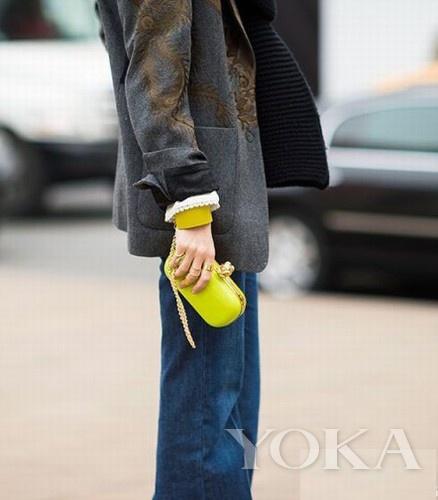 香奈儿包包四月涨价 手心里的时尚 欧美潮人最时髦靓包