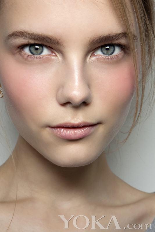 欧式彩妆立体图片
