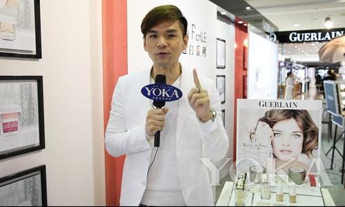 YOKA专访Kevin 打造优雅名媛肌