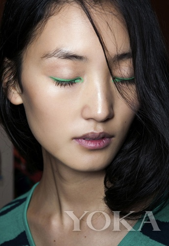 Style1:文青感的框式内眼头