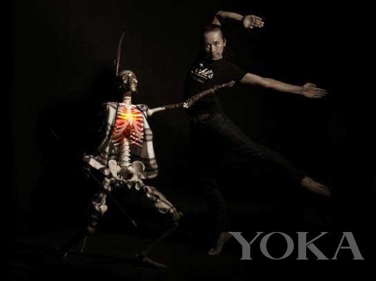 台湾舞蹈王子李伟淳