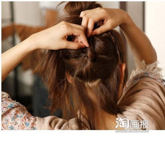 不怕被编发乱发型秋冬款日式风吹(32)_v发型物下巴小额头小中间大是什么头型图片