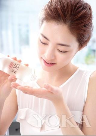 韩国国民美女代表李W熹