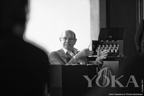 香奈儿香水世界的创意灵魂Jacques Polge