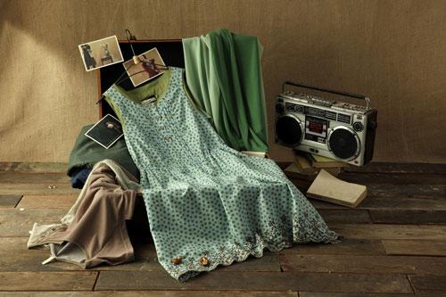茵曼女装五周年 用心诠释幸福主张_品牌_YOK