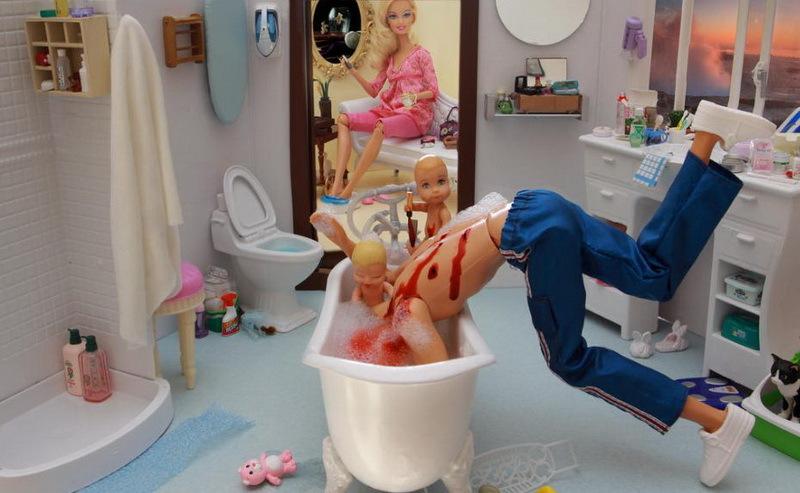 美国玩具芭比娃娃
