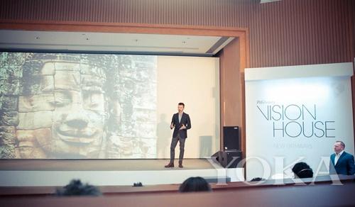 宝洁全球美尚事业 传播与趋势创新副总裁Nick Hotham