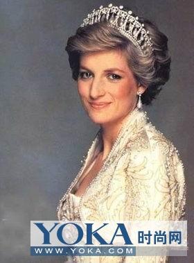 名流 > 正文    第六名:英格兰玫瑰戴安娜王妃,1981年7月29日,英国