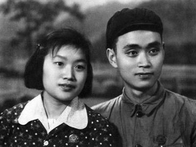 60年代 结婚照