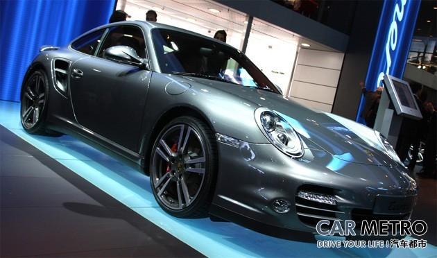 小改款2010保时捷911 Turbo