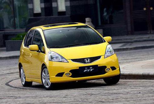 广汽本田新飞度-10万元的选择 4款代步自动挡两厢车 2高清图片