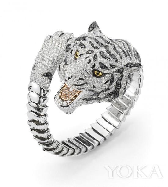 凶猛老虎简笔画  凶猛眼镜蛇进口泰银戒指