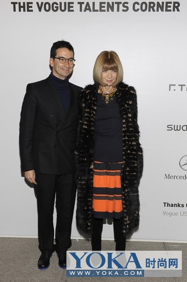 YOOX集团创始人及首席执行官Federico Marchetti和14位时尚设计师