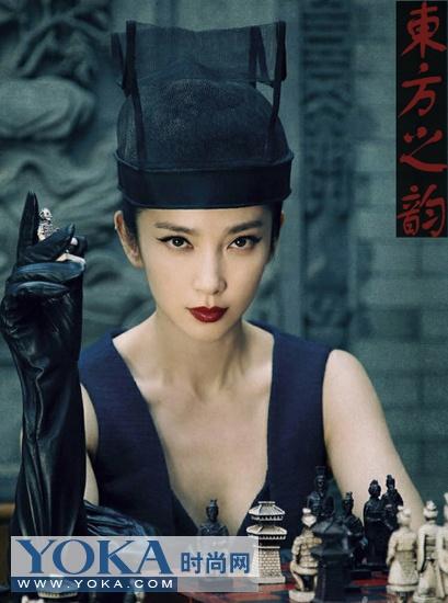 星期六女鞋唤醒中国情人传奇之美 尽展东方性感
