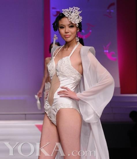 国际集团共同打造的中国内衣行业最高级别的设计比赛