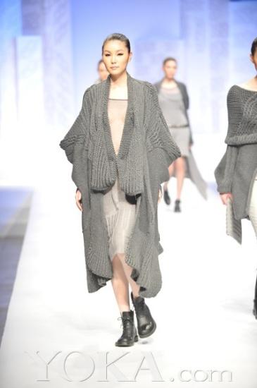 """""""威丝曼""""2010中国针织时装设计大赛"""