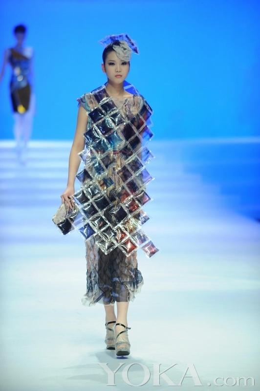 北京服装学院 台湾实践大学 2011毕业作品发布 4 秀场直击 服装服饰