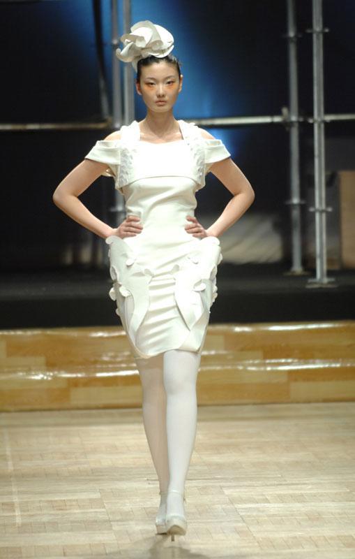 北京服装学院2009届毕业设计优秀作品展(14)