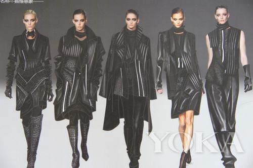 东华大学服装艺术设计学院-王一顺-《数维意向》