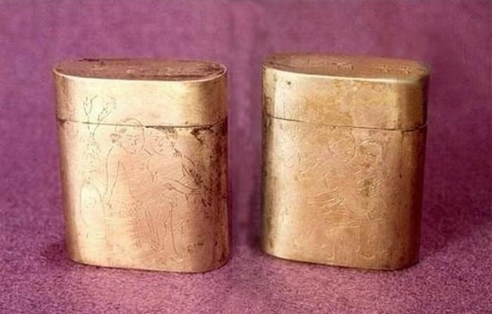 曝光古代女性洞房神秘的性用品