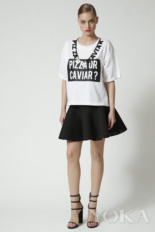运动式涂鸦风 DKNY 2014早秋系列_第4张_潮搭_时尚_YOKA时尚网移动版