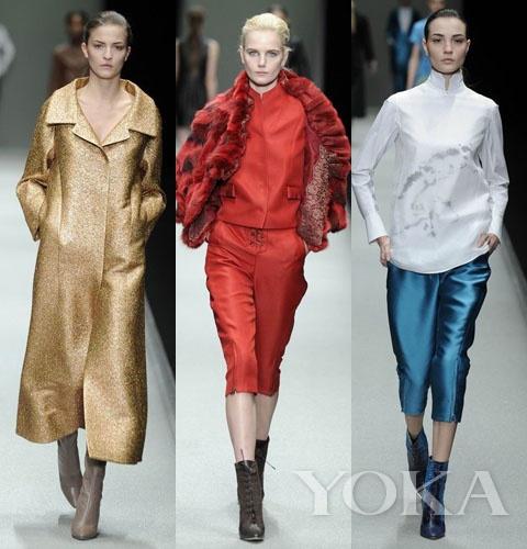 唐朝服装与现代裁剪结合