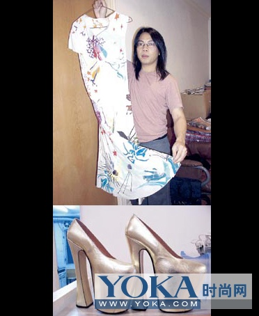 03年王菲的《菲比寻常 Faye Wong演唱会》服装