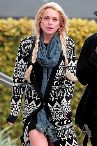 林賽·羅韓 (Lindsay Lohan)