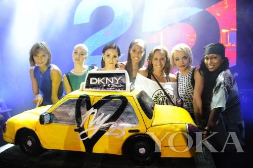 众星助阵DKNY成立25周年