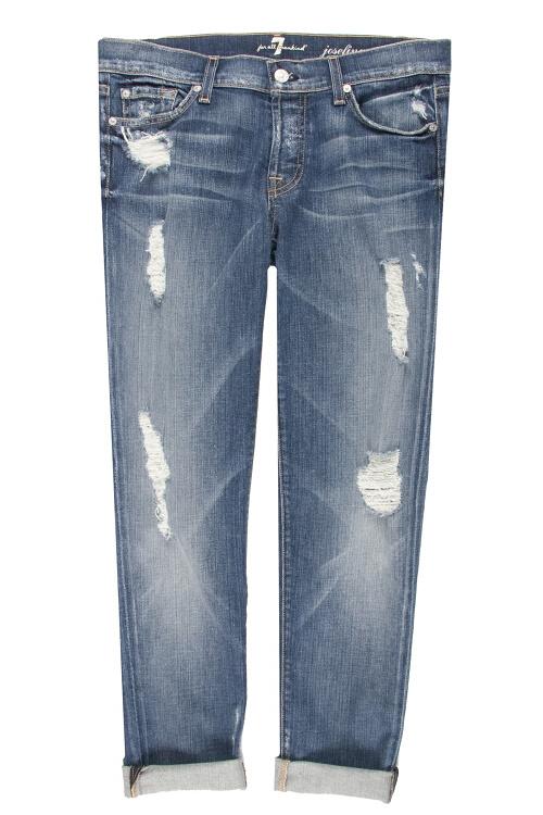 牛仔裤的奢华新姿 7 for