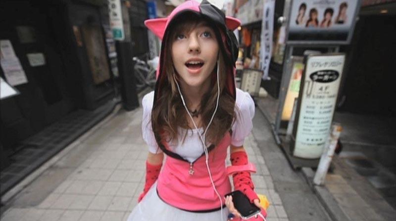 15岁英国萌娘贝齐 库尔迷倒日本宅男 9