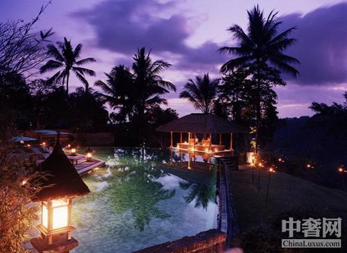 安缦达利 巴厘岛高地的经典酒店