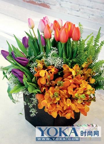 五一节 用DIY鲜花装饰你的家